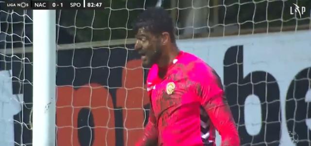 """""""A gatschige G'schicht"""" in der portugiesischen Liga"""