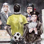 Club 2×11: Die neue Welt des Fußballs – China, Indien, Katar