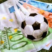 Der monatliche Rückblick auf das Business rund um den Fußball (04/2018)