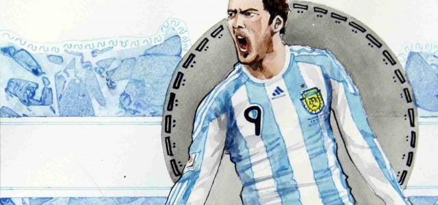 Higuain wechselt zum Beckham-Franchise, Barcelona holt Depay aus Lyon