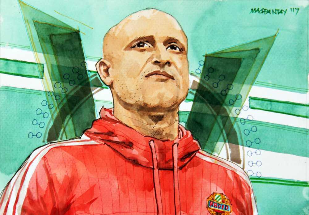 _Goran Djuricin - SK Rapid