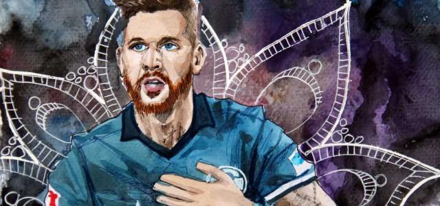 Deutsche Bundesliga: Burgstaller und Baumgartlinger als Glücksbringer