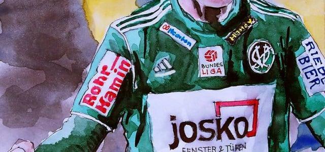 Bravo Ried! Respektabler 2:1-Sieg über Legia Warschau, aber mit einem dunklen Fleck