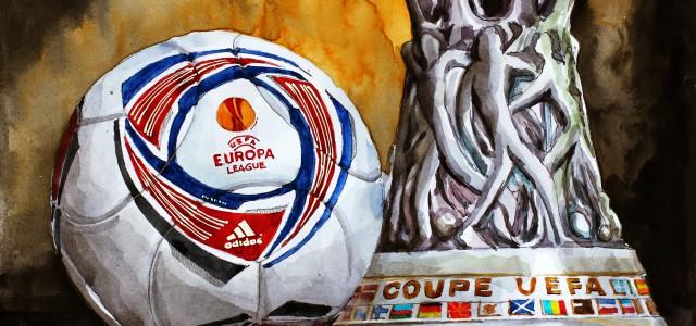 Vorschau zum dritten Europa-League-Spieltag (2014/15)