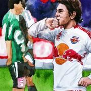 Wiener Neustadt presst gut mit, verliert aber trotzdem – Soriano erneut Salzburgs Matchwinner
