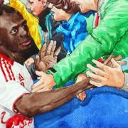 abseits.at Scorerwertung der Effizienz – 25.Spieltag
