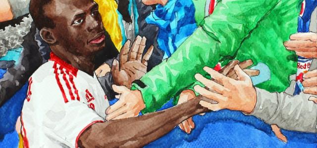 Toranalyse zur 23. Runde der tipp3-Bundesliga | Rakowitz, Mane