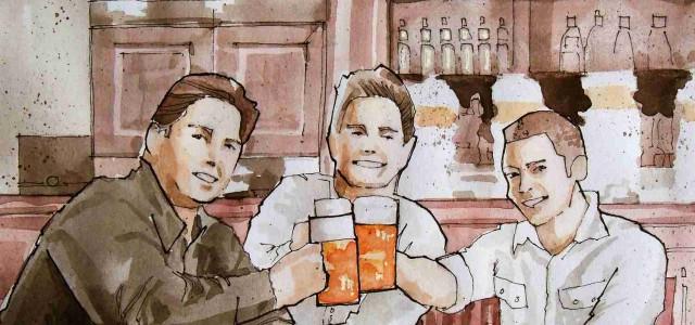 Wegen Partnerschaft: Stoke-Fans tranken bei St.Pauli umsonst