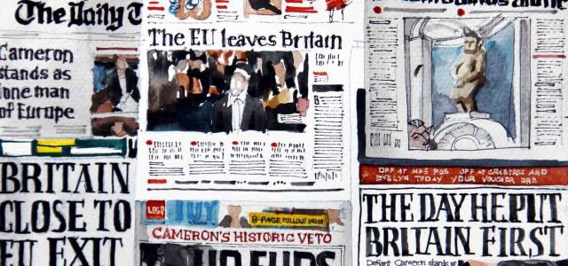 """Pressespiegel: Englische Journalisten und ehemalige Spieler über das Ausscheiden der """"Three Lions"""""""