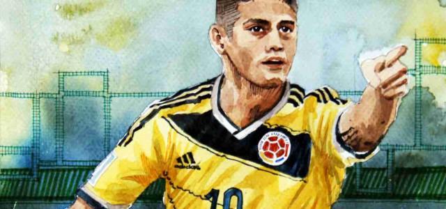 Spiel der letzten Chance für Kolumbien und Polen