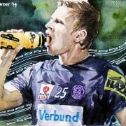 Spielerbewertung Austria Wien – SKN St. Pölten: Christoph Riegler bester Mann am Platz