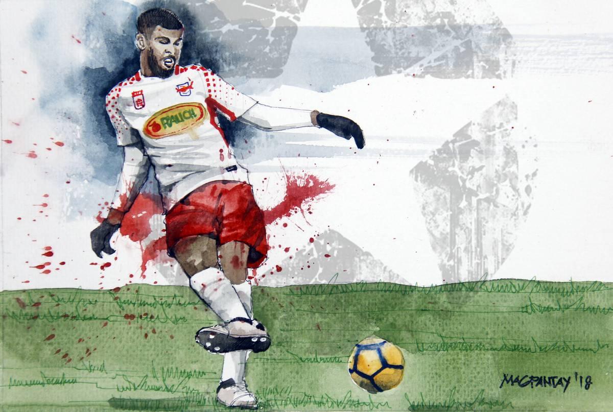 Salzburg verleiht Onguene nach Italien, Luka Jovic zurück in Frankfurt