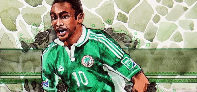 John Obi Mikel als Taktgeber: Das ist die nigerianische Nationalmannschaft!