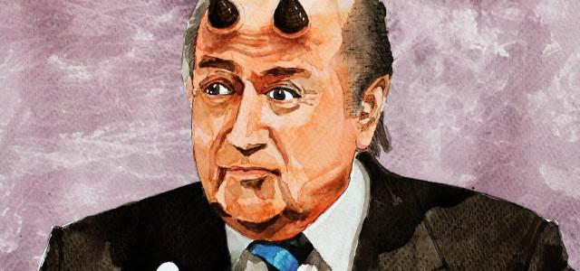 """""""FIFA has taken the lead"""" – Sepp Blatter und der kuriose Tweet über ethische Verantwortung"""