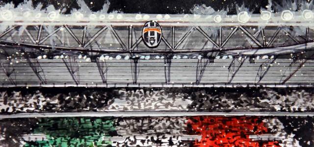 Coppa Italia Viertelfinale: Juventus Turin vs. AC Mailand
