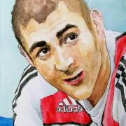 Spanien: Rekord-Benzema besser als Ronaldo