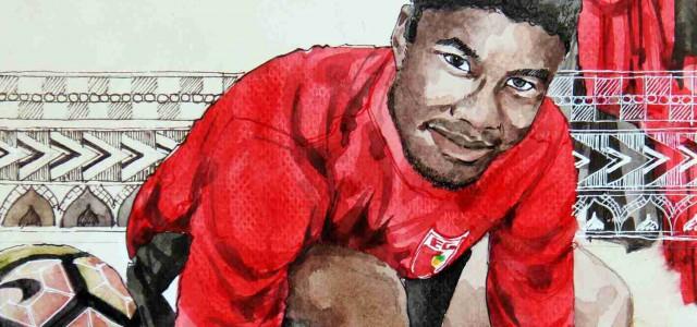 Danso und der FC Augsburg zeigen Nerven im Abstiegskampf