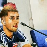 Fluidität gegen Manndeckung – Red Bull Salzburg überrollt die SV Ried