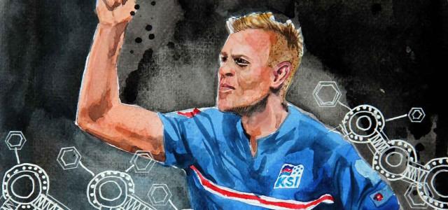 EM-Toranalyse: Eine einstudierte Einwurfvariante bringt Island in die KO-Phase