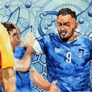 Routiniert vorne, spritzig hinten: So geht Griechenland in die WM 2014!