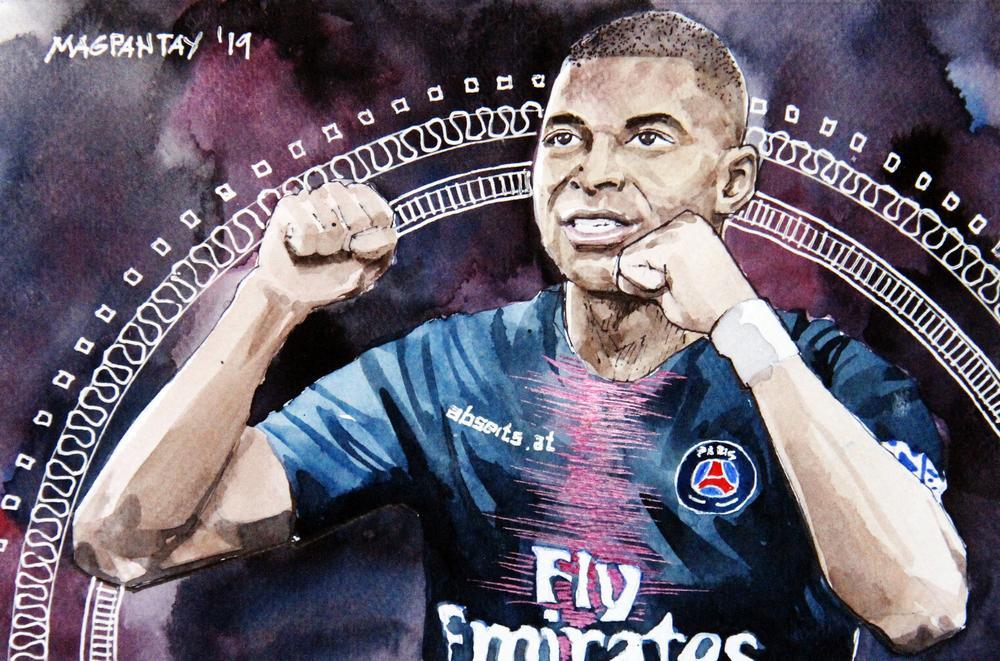 Champions League: Mbappé und Vinícius Júnior glänzen