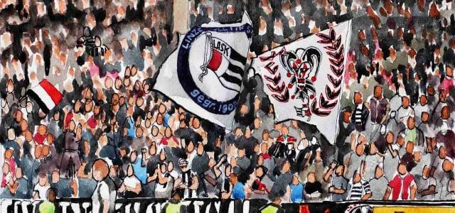 """LASK-Fans: """"Solide, staubtrocken und hochverdient gewonnen"""""""