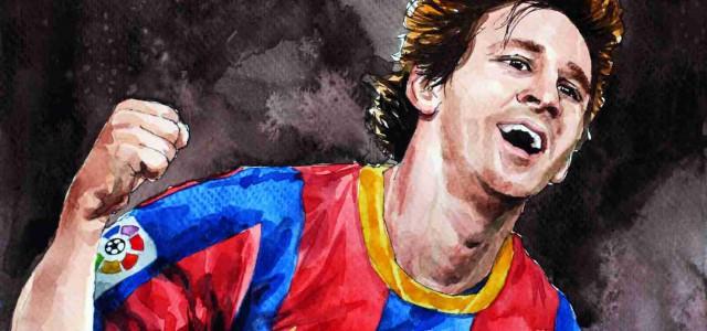 Team der Runde in Spanien: Messi eine Klasse für sich