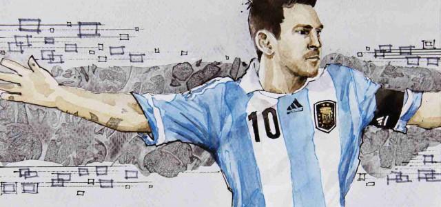 """Hero des Spieltages (13): Messi rettet die """"Albiceleste""""… wieder einmal!"""