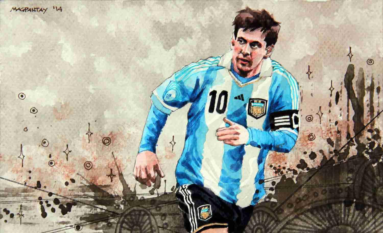 _Lionel Messi - Argentinien