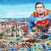 Denn euch ist heute der Messias geboren–  Lionel Messi ist 30 Jahre alt (1/2)