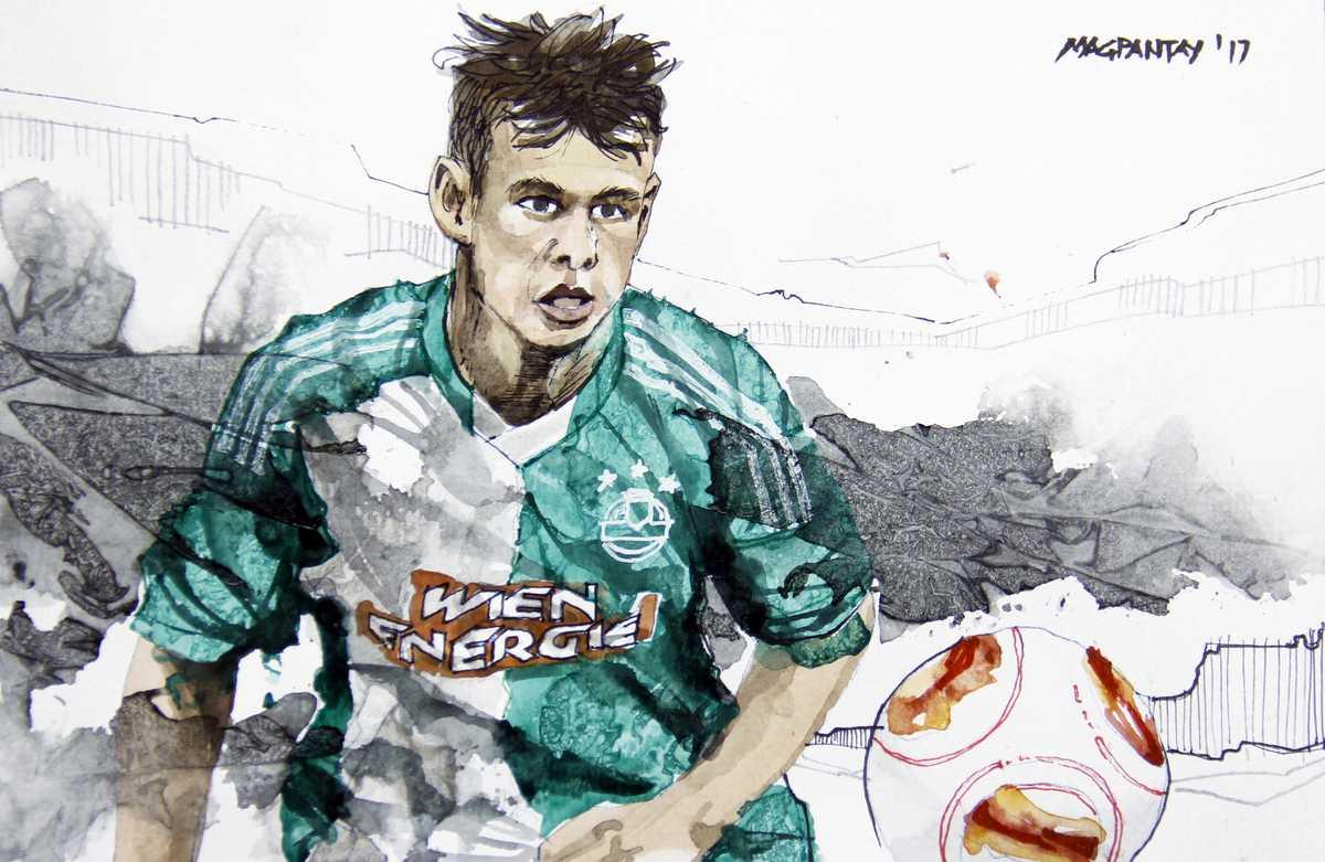 Louis Schaub - SK Rapid