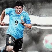 Der wohl beste Sturm der Welt: Uruguay setzt in Brasilien auf seine Offensivstars
