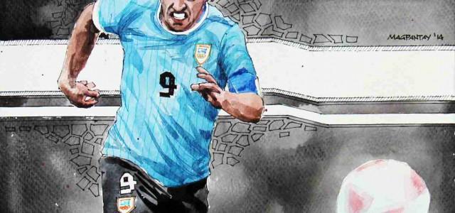 Team der Runde in Spanien: Luis Suárez beendet Torsperre