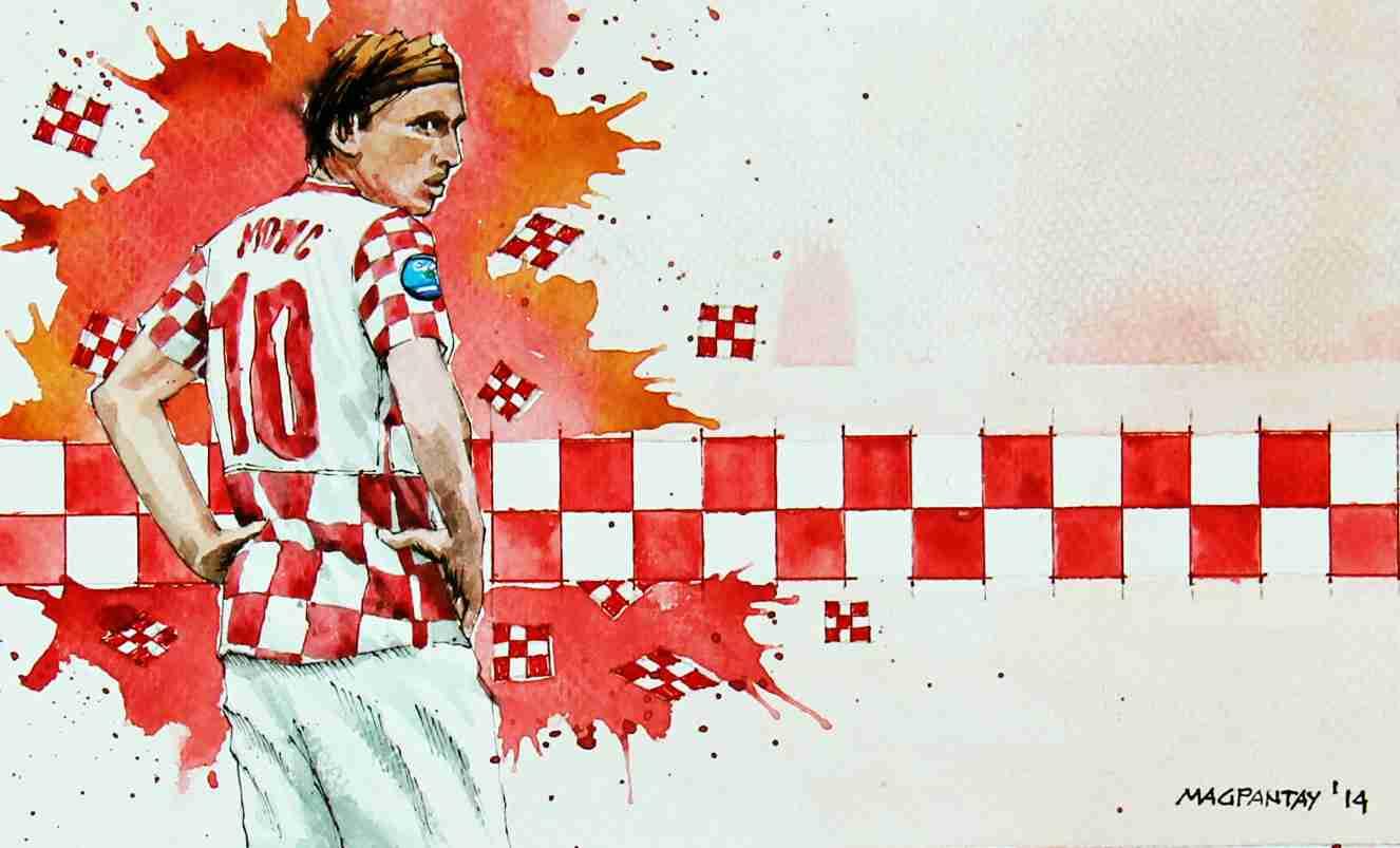 Luka Modric und seine gefährlichen Seilschaften » abseits.at