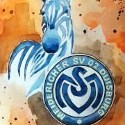 Total verrückt: Der Aufstiegskampf in der deutschen Dritten Liga