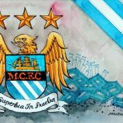 Knapper Erfolg im Derby: Manchester City siegt 1:0 gegen ein dezimiertes Manchester United