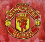 Manchester United Wappen Logo