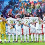 Weißes Ballett: Ronaldo wieder der Alte, Hakimi überzeugt weiterhin!