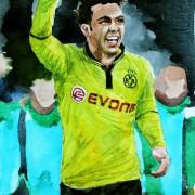 Deutschland: Die Elf des elften Spieltags 2016/17