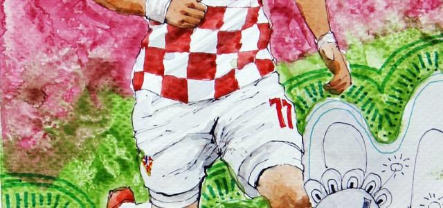 Die Schlüsselduelle des 12. Spieltags: Sticht Mandžukić gegen Sergio Ramos?