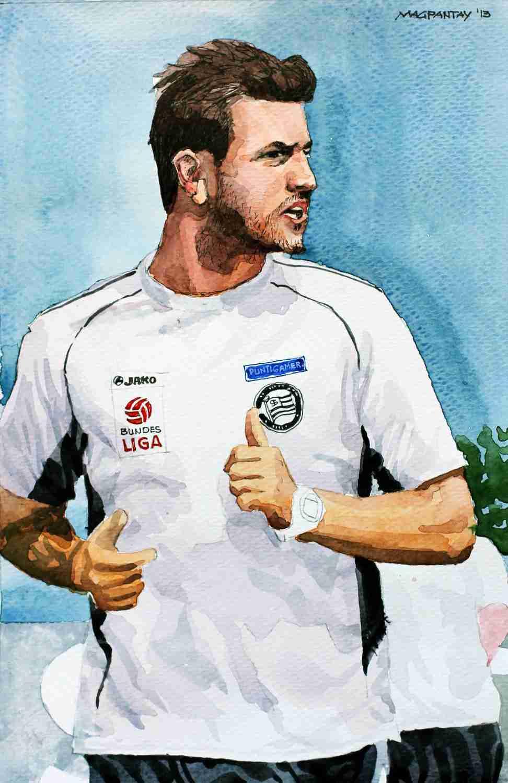 _Marko Djuricin - SK Sturm Graz