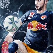 Unflexible Scorermaschine: Darum blieb Massimo Bruno in Salzburg hinter den Erwartungen