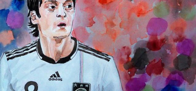 Mesut Özil und die Medien: Von hängenden Schultern und fehlendem Elan