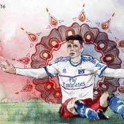 Deutschland: Gregoritsch bleibt in Liga eins