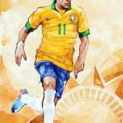 Die Selecao 2014: Mit Stars gespickt, aber ist Brasilien wirklich ein potentieller Weltmeister?