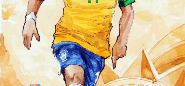 Hero (und Schauspieler) des Spieltags (18): Neymar