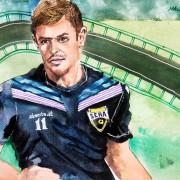 2. Deutsche Liga: Dovedan glänzt mit Treffer und zwei Assists