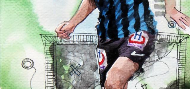 Die Hoffnung auf ein 4-4-2: Omer Damaris Chancen auf einen Fixplatz bei Red Bull Salzburg