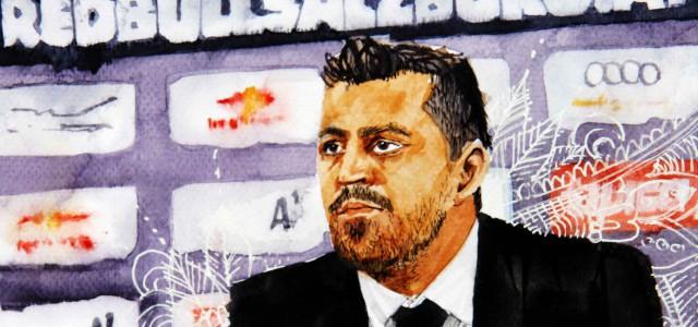 Red Bull Salzburg unter Oscar Garcia: Drei Erkenntnisse aus den ersten beiden Pflichtspielen
