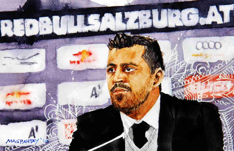 _Oscar Garcia 2 - Red Bull Salzburg